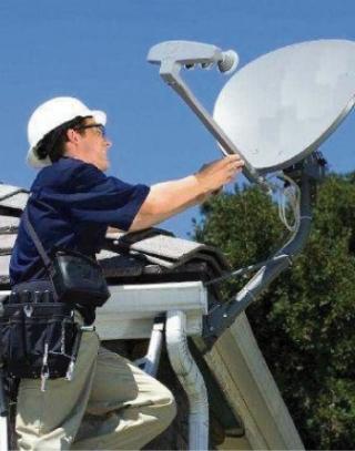 Satellite TV Installation (Free Channels, DSTV)