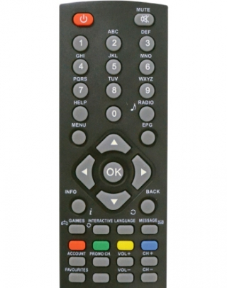 Remotes for Decoder