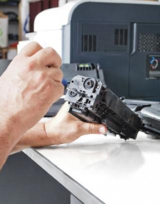 Printer Ink & Toner Refilling